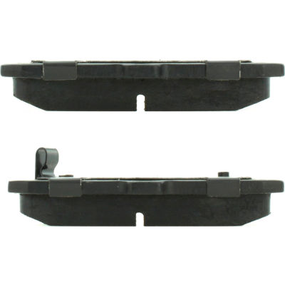 Posi Quiet Ceramic Brake Pads with Shims and Hardware , Posi Quiet 105.08230