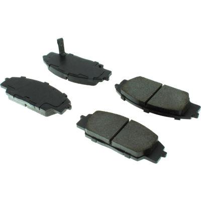 Posi Quiet Ceramic Brake Pads with Shims and Hardware , Posi Quiet 105.08290