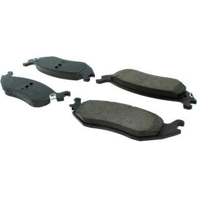 Posi Quiet Ceramic Brake Pads with Shims and Hardware , Posi Quiet 105.08980