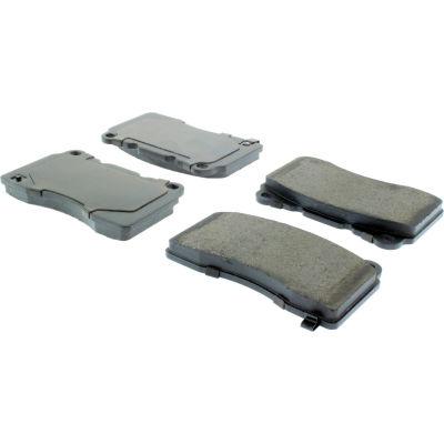 Posi Quiet Ceramic Brake Pads with Shims , Posi Quiet 105.10010