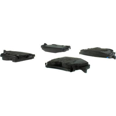 Posi Quiet Ceramic Brake Pads with Shims and Hardware , Posi Quiet 105.10571
