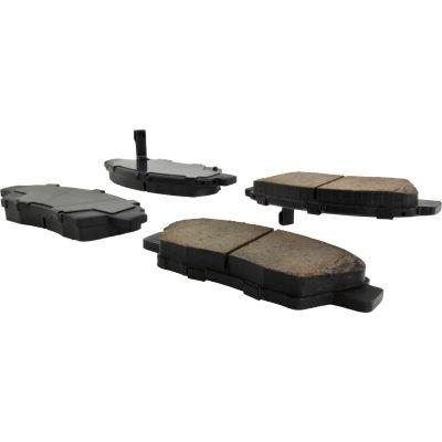 Posi Quiet Ceramic Brake Pads with Shims and Hardware , Posi Quiet 105.13940