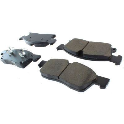 Posi Quiet Ceramic Brake Pads with Shims and Hardware , Posi Quiet 105.14550