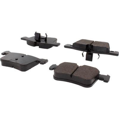 Posi Quiet Ceramic Brake Pads with Shims and Hardware , Posi Quiet 105.15610