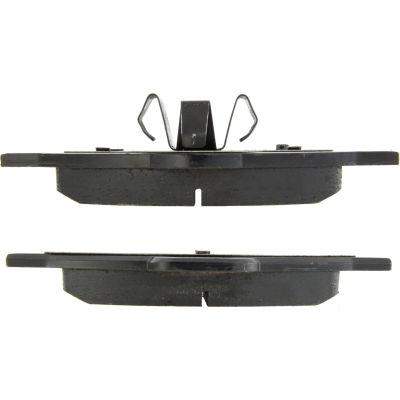 Posi Quiet Ceramic Brake Pads with Shims and Hardware , Posi Quiet 105.17210