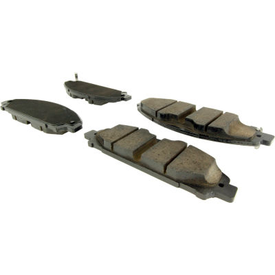 Posi Quiet Ceramic Brake Pads with Shims and Hardware , Posi Quiet 105.17910