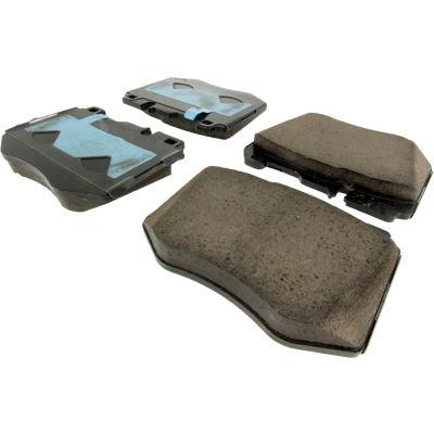 Posi Quiet Ceramic Brake Pads with Shims and Hardware , Posi Quiet 105.17960