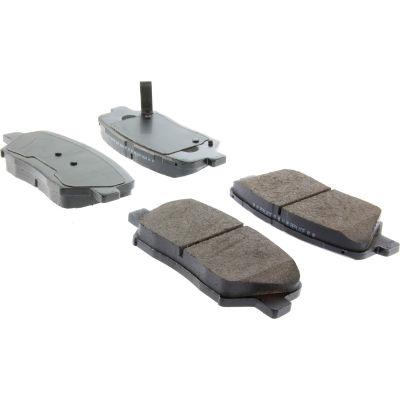 Posi Quiet Ceramic Brake Pads with Shims and Hardware , Posi Quiet 105.18150
