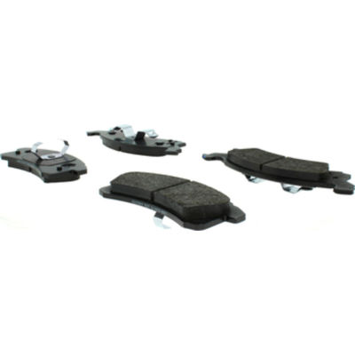 Posi Quiet Extended Wear Brake Pads with Shims and Hardware , Posi Quiet 106.05060