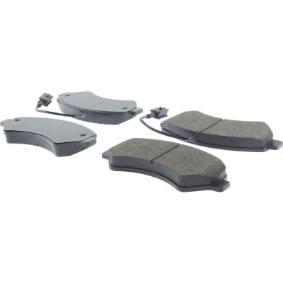 Posi Quiet Extended Wear Brake Pads with Shims and Hardware , Posi Quiet 106.15401