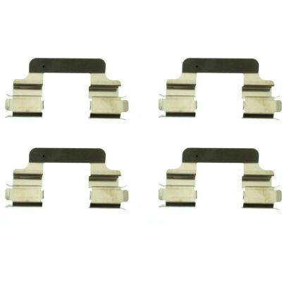 Centric Disc Brake Hardware Kit, Centric Parts 117.35022