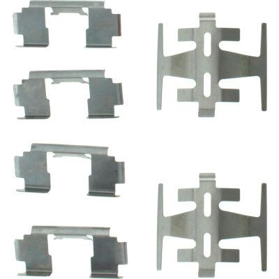 Centric Disc Brake Hardware Kit, Centric Parts 117.40012