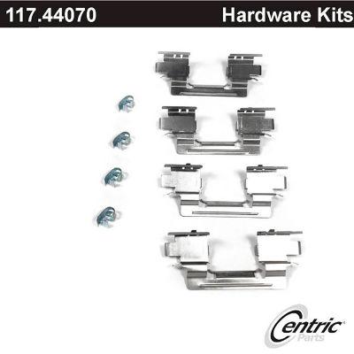 Centric Disc Brake Hardware Kit, Centric Parts 117.44070