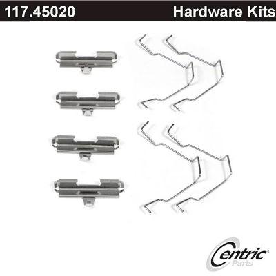 Centric Disc Brake Hardware Kit, Centric Parts 117.45020