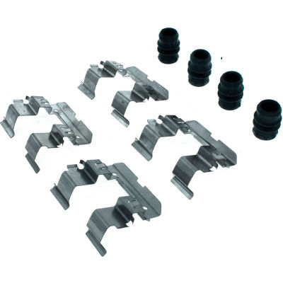 Centric Disc Brake Hardware Kit, Centric Parts 117.45041