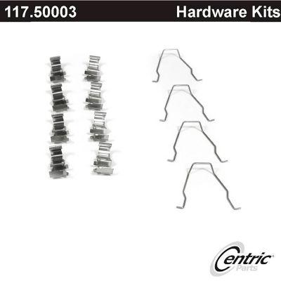 Centric Disc Brake Hardware Kit, Centric Parts 117.50003