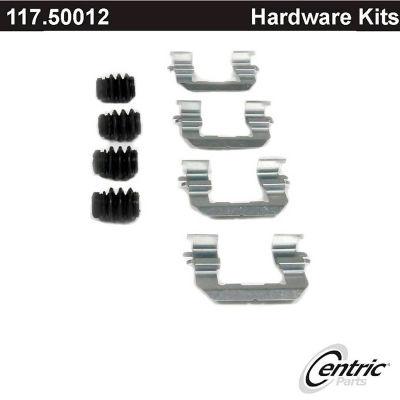 Centric Disc Brake Hardware Kit, Centric Parts 117.50012