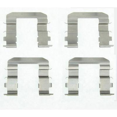Centric Disc Brake Hardware Kit, Centric Parts 117.50013