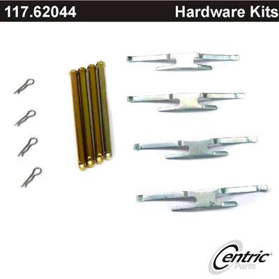 Centric Disc Brake Hardware Kit, Centric Parts 117.62044