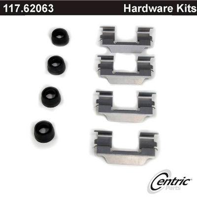 Centric Disc Brake Hardware Kit, Centric Parts 117.62063