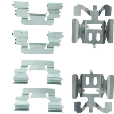 Centric Disc Brake Hardware Kit, Centric Parts 117.66009