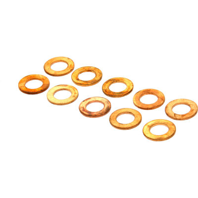 Centric Disc Brake Hardware Kit, Includes Pack of 10 Crush Washers, Centric Parts 117.99007