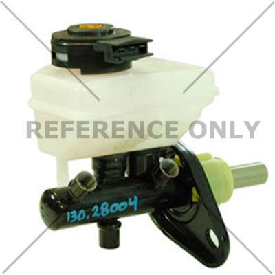 Centric Premium Brake Master Cylinder, Centric Parts 130.28004