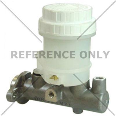 Centric Premium Brake Master Cylinder, Centric Parts 130.46012