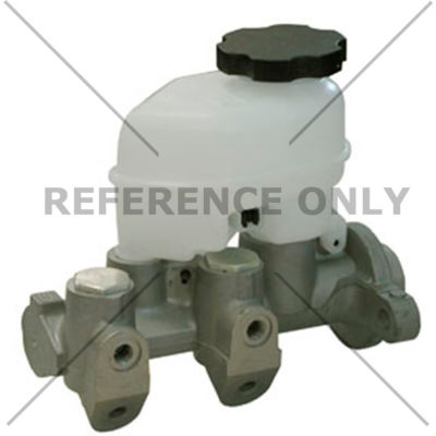 Centric Premium Brake Master Cylinder, Centric Parts 130.62106