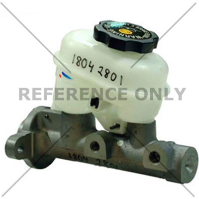 Centric Premium Brake Master Cylinder, Centric Parts 130.62119