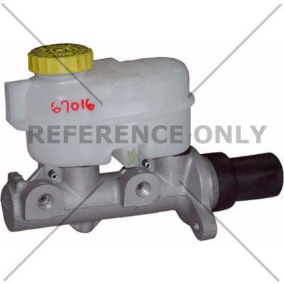 Centric Premium Brake Master Cylinder, Centric Parts 130.67016
