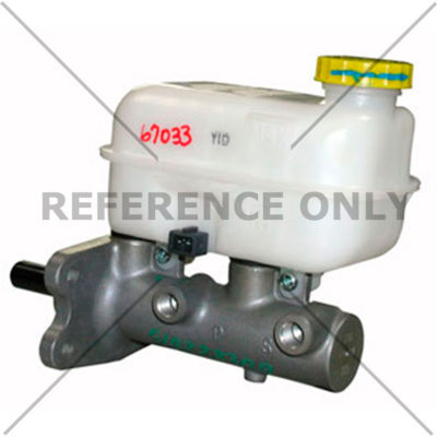 Centric Premium Brake Master Cylinder, Centric Parts 130.67033