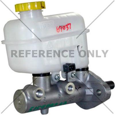 Centric Premium Brake Master Cylinder, Centric Parts 130.67037