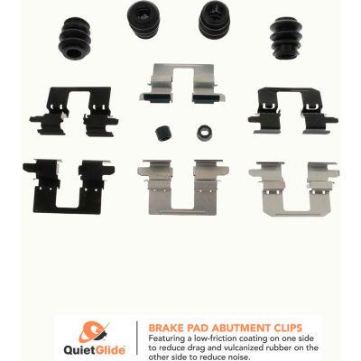 Carlson Disc Brake Hardware Kit 13661Q