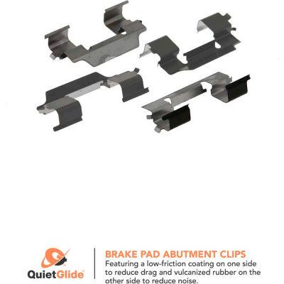 Carlson Disc Brake Pad Installation Kit P1337