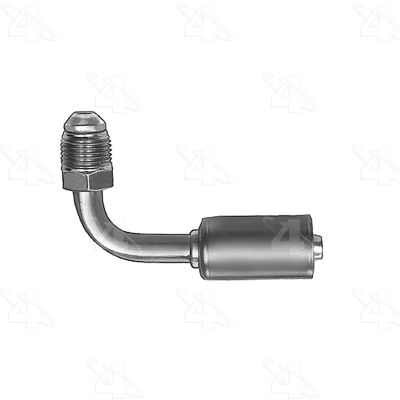 90 Degree Male Flare A/C Fitting - Four Seasons 10310