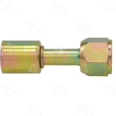 Straight Female Standard O-Ring A/C Fitting w/o Service Port - Four Seasons 14412