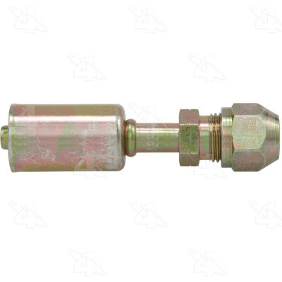 Straight Compression A/C Fitting - Four Seasons 17850