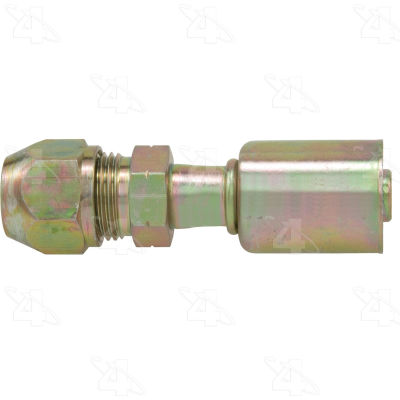 Straight Compression A/C Fitting - Four Seasons 17854