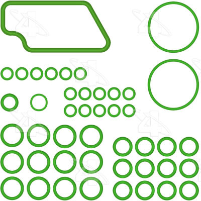 O-Ring & Gasket A/C System Seal Kit - Four Seasons 26816