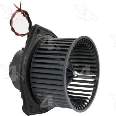 Flanged Vented CCW Blower Motor w/ Wheel - Four Seasons 75037