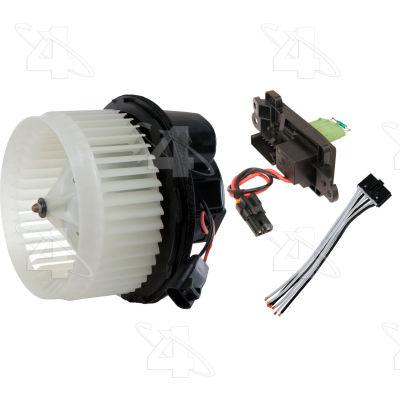 Complete Blower Motor/Resistor/Connector Kit - Four Seasons 75748BRK3