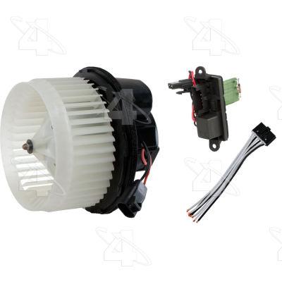Complete Blower Motor/Resistor/Connector Kit - Four Seasons 75748BRK4