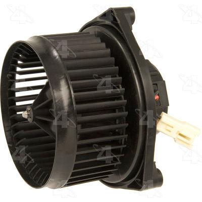 Flanged Vented CCW Blower Motor w/ Wheel - Four Seasons 75846
