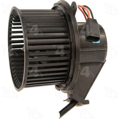 Flanged Vented CCW Blower Motor w/ Wheel - Four Seasons 75865