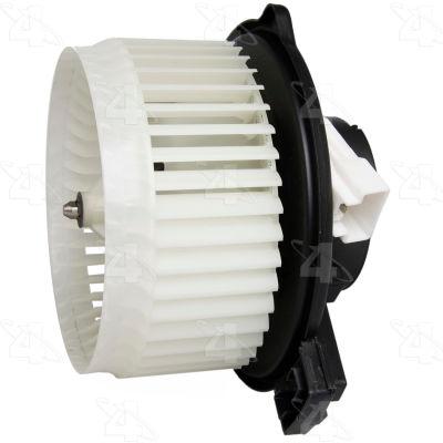 Flanged Vented CCW Blower Motor w/ Wheel - Four Seasons 76912