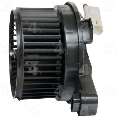 Flanged Vented CCW Blower Motor w/ Wheel - Four Seasons 76964
