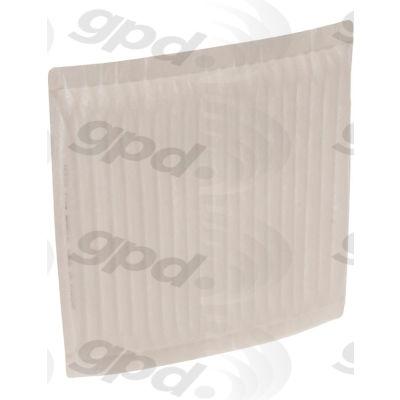 Cabin Air Filter, Global Parts 1211243