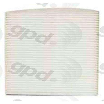 Cabin Air Filter, Global Parts 1211246