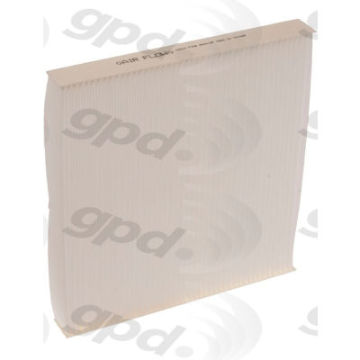 Cabin Air Filter, Global Parts 1211250